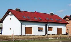 Dom w zabudowie bliźniaczej w Raciborzu - Ocicach przy ul. Senatorskiej (Wiejskiej)
